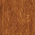 Home Legend Hand Scraped Maple Amber Engineered Hardwood Flooring - 5 in. x 7 in. Take Home Sample