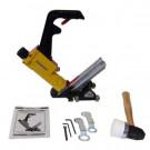POWERNAIL Flex Power Roller 15.5-Gauge Pneumatic Hardwood Flooring Power Stapler