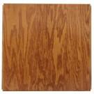 Ludaire Speciality Tile Red Oak Gunstock 12 in. x 12 in. Engineered Hardwood Tile Flooring (18 sq. ft. / case)