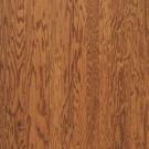 Bruce 3/8 in. x 5 in. x Random Length Engineered Oak Gunstock Hardwood Floor (30 sq. ft./case)
