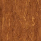 Home Legend Hand Scraped Maple Amber Solid Hardwood Flooring - 5 in. x 7 in. Take Home Sample