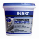 Henry 345 1-qt. Pre-Mixed Patch and Level