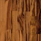 Bruce World Exotics Tigerwood Natural 3/8 in. x 4-3/4 in. x Random Length Engineered Hardwood Flooring (32.55 sq. ft. / case)