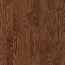 Bruce Laurel Solid Oak Saddle Hardwood Flooring - 5 in. x 7 in. Take Home Sample