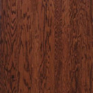 Bruce Town Hall Oak Cherry 3/8 in. Thick x 3 in. Wide x Random Length Engineered Hardwood Flooring 30 sq. ft./case