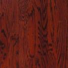Millstead Oak Bordeaux 1/2 in. Thick x 3 in. Wide x Random Length Engineered Hardwood Flooring (24 sq. ft. / case)