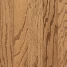Bruce ClickLock 3/8 in x 3 in. x Random Length Harvest Oak Hardwood Flooring 22 sq. ft./case
